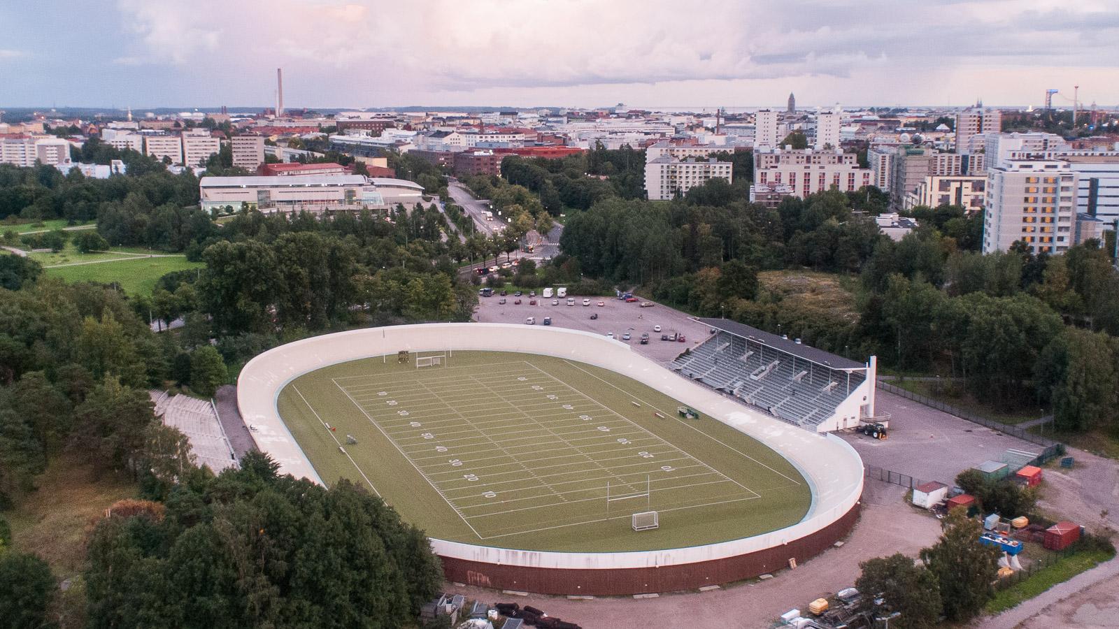 aerial-photography-velodrome-helsinki
